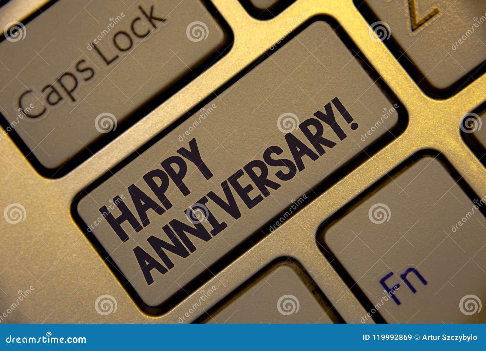 Anniversary milestone meanings