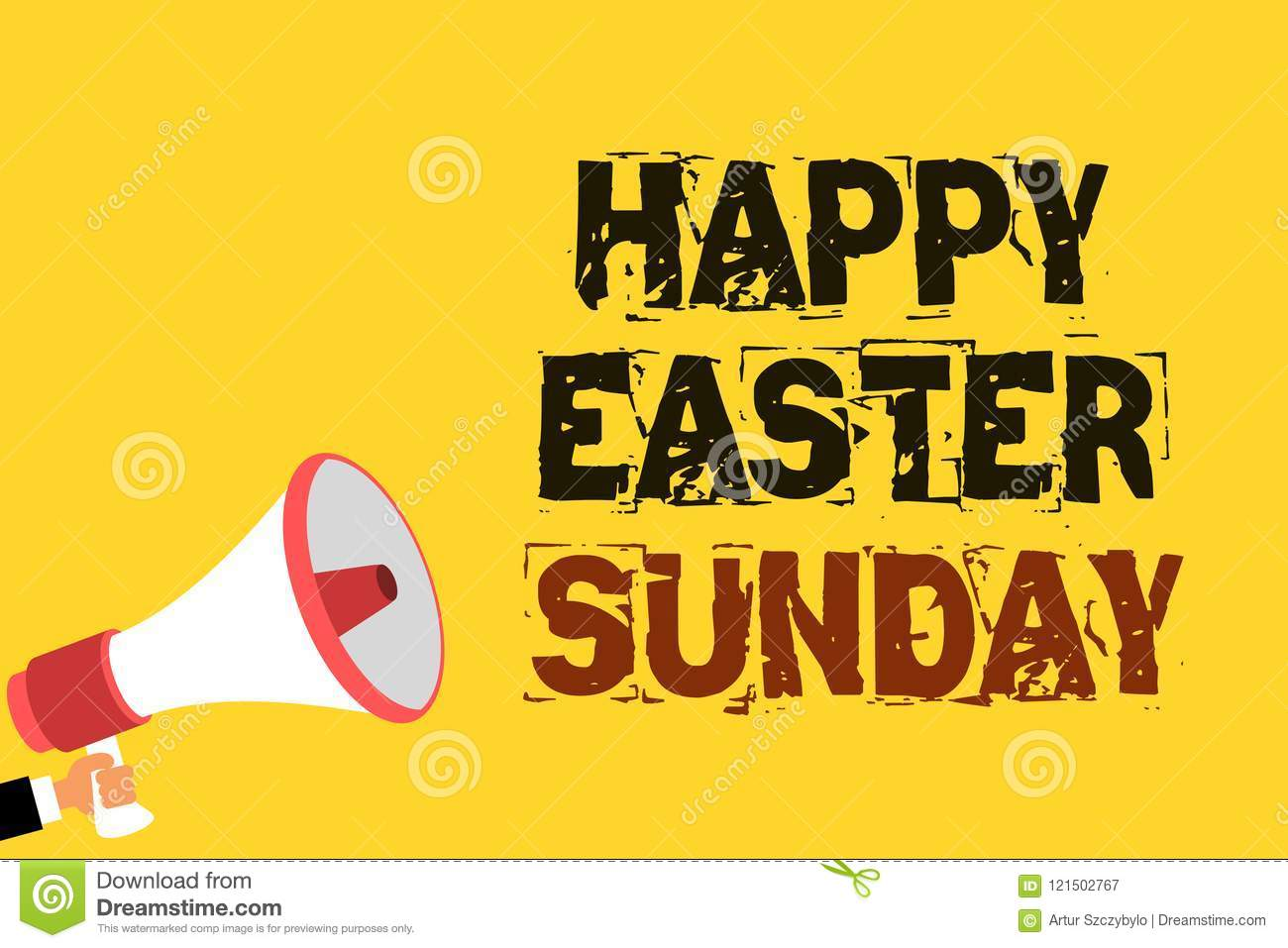 Handwriting text writing happy easter sunday concept meaning handwriting text writing happy easter sunday concept meaning greeting someone about holidays spring is coming m4hsunfo