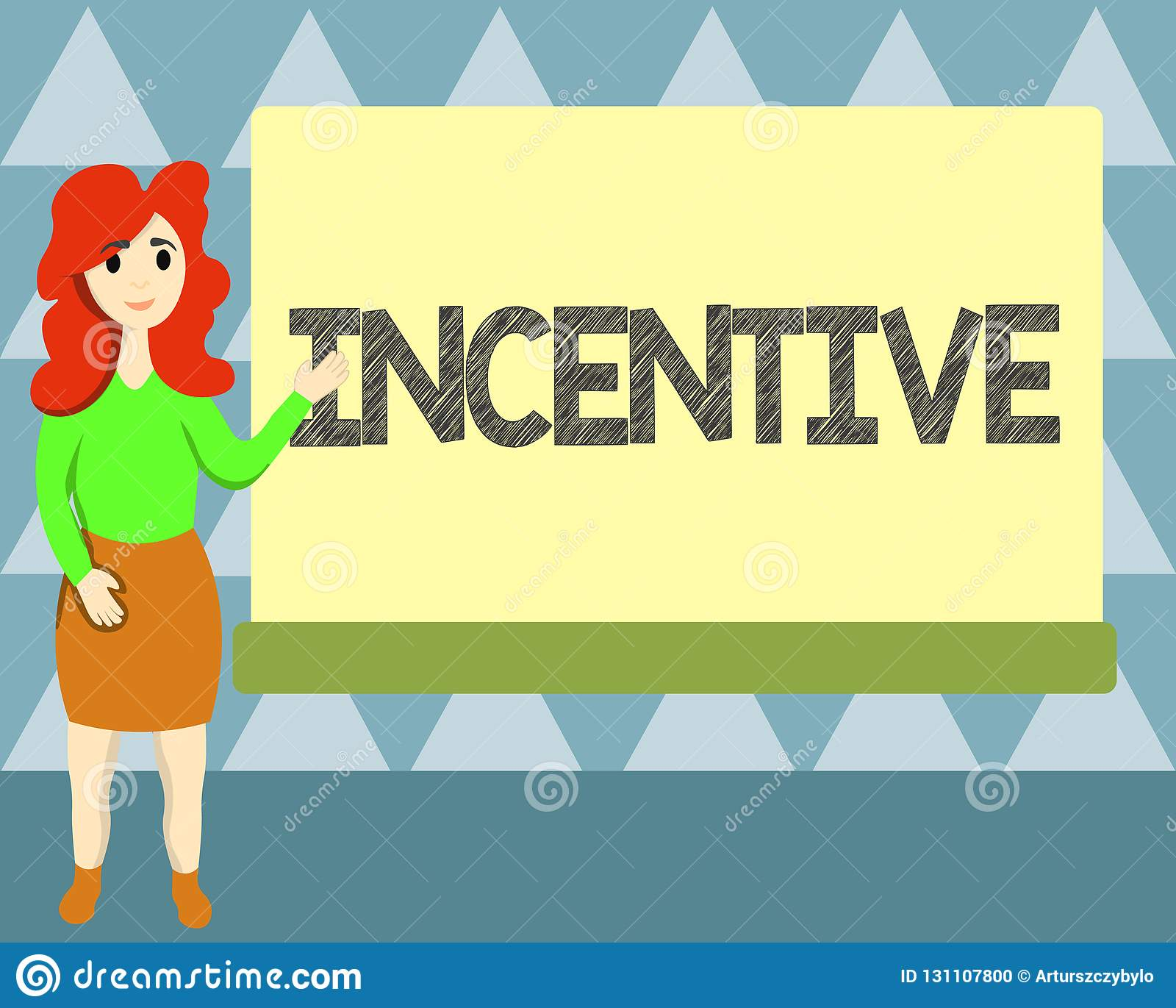 Handwriting Text Writing Incentive Concept Meaning Thing That