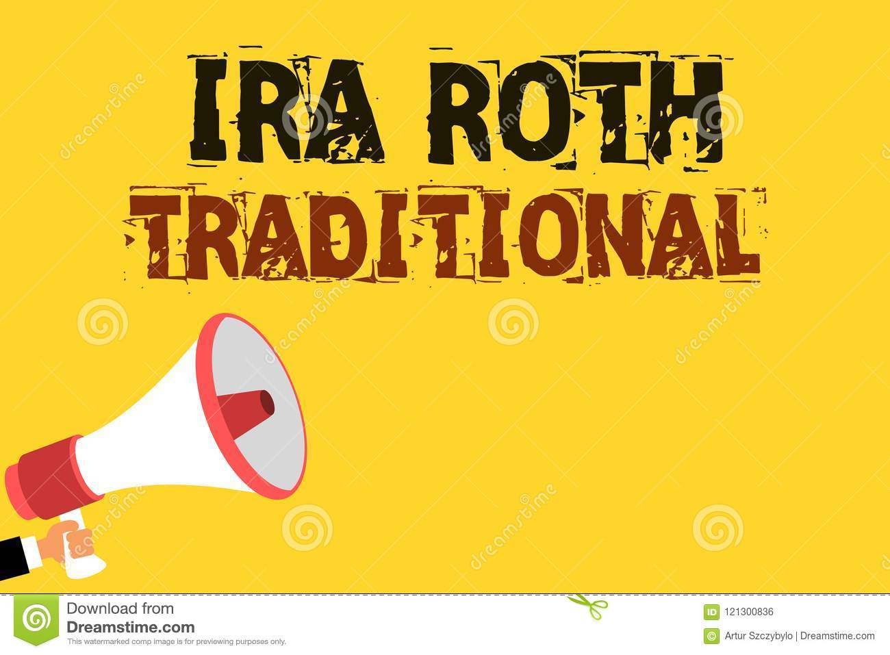 Handwriting Text Writing Ira Roth Traditional. Concept ...