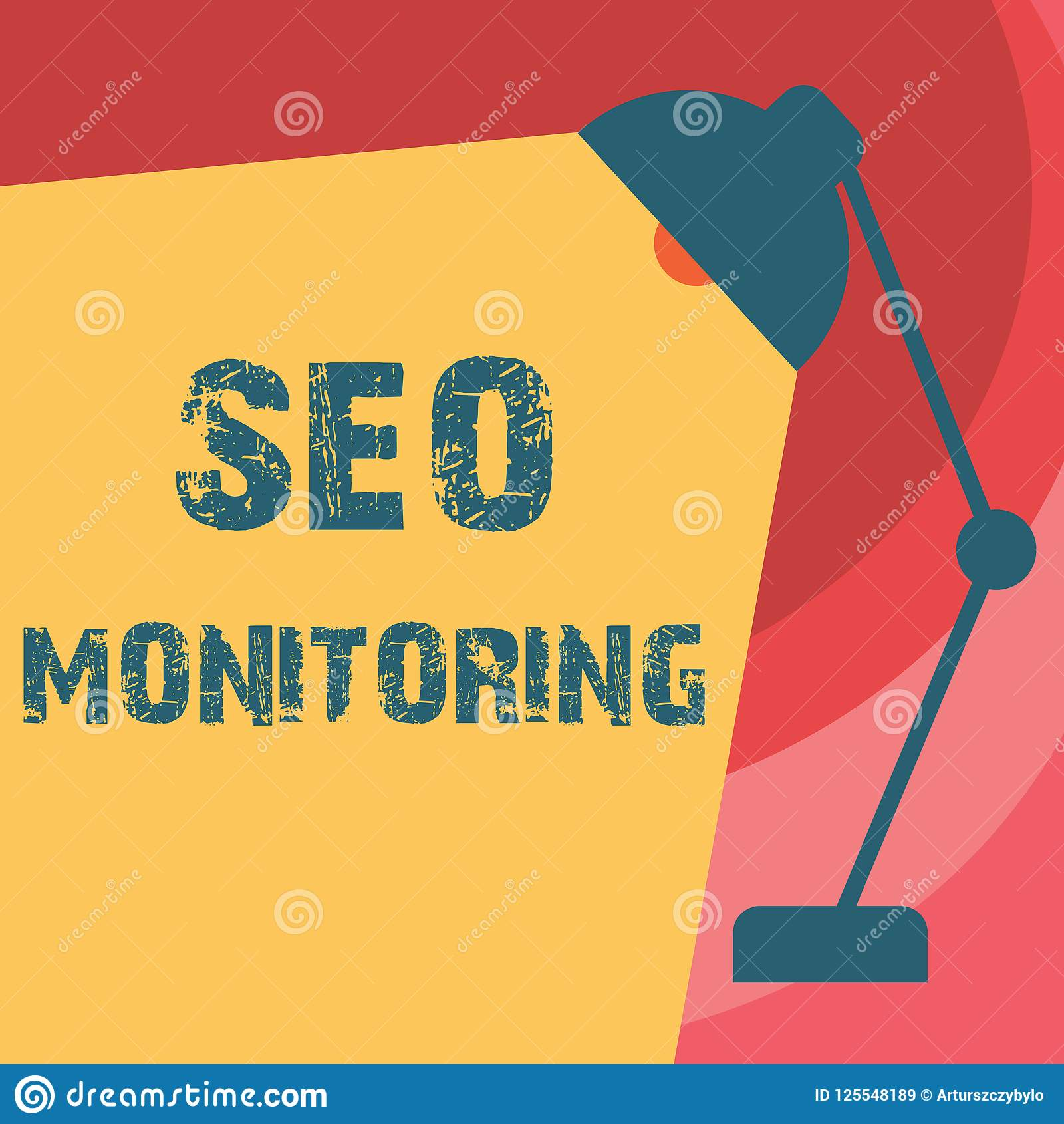 Handwriting text writing Seo Monitoring. Concept meaning Tracking the progress of strategy made in the platform