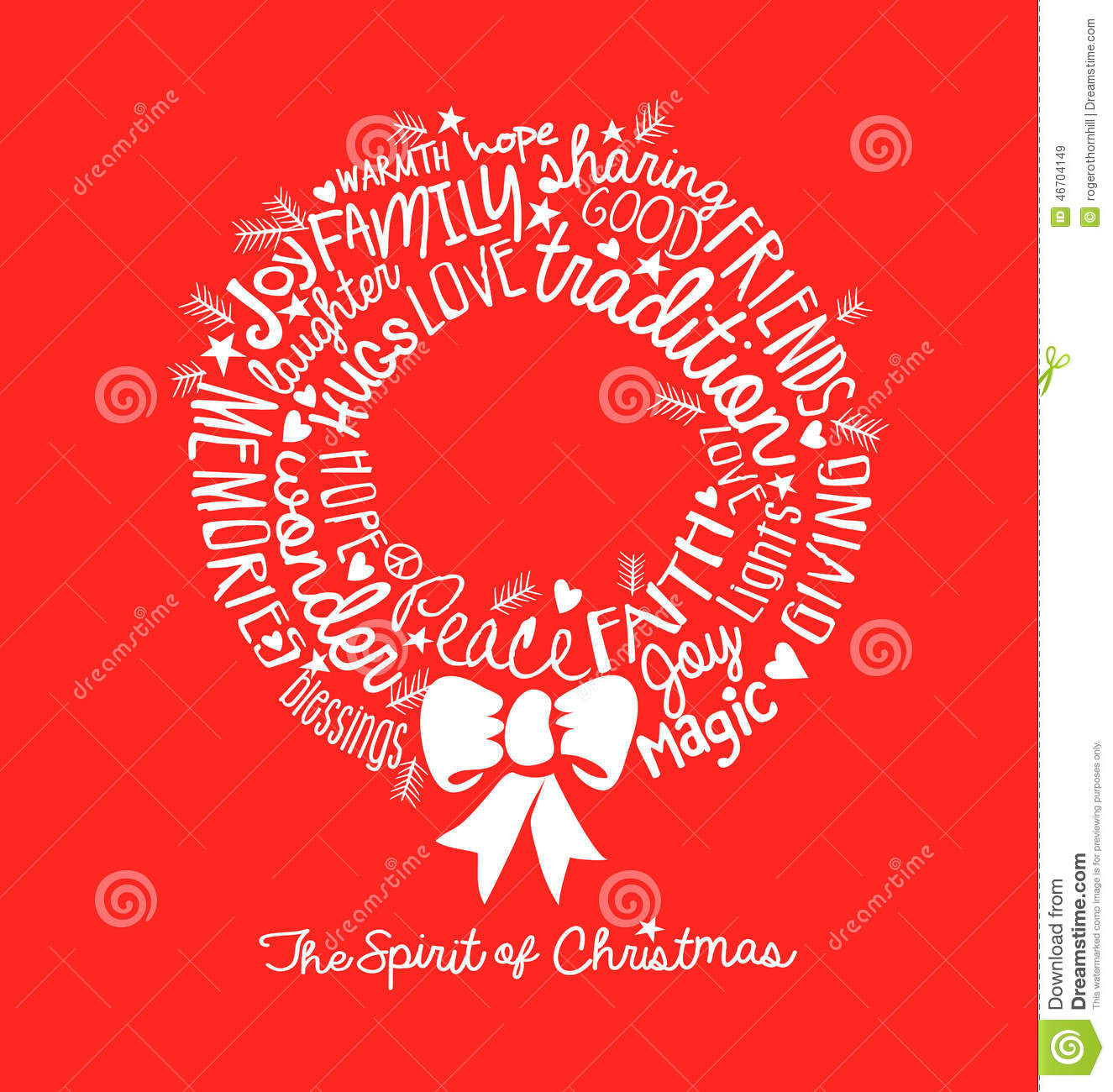 christmas card word – Words for Christmas Card