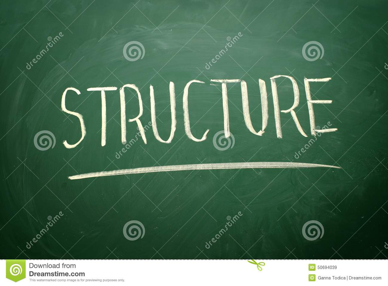 Handwritten Structure Word Stock Image Of Ecommerce