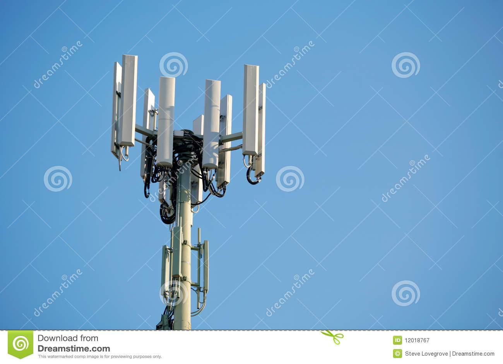 Handy-Antennenmast