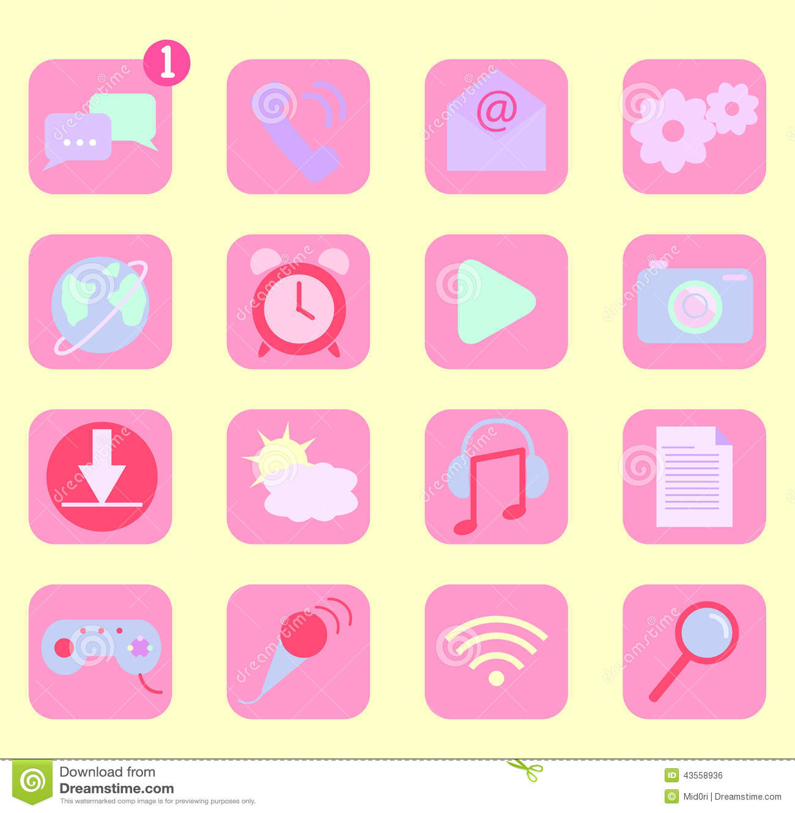 Handy-APP-Ikonen