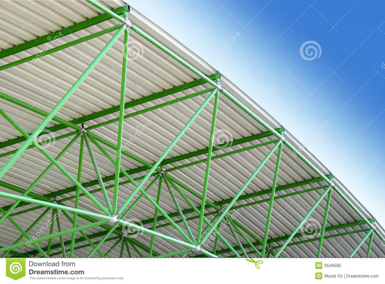 Hangar Royalty Free Stock Photo Image 3549595