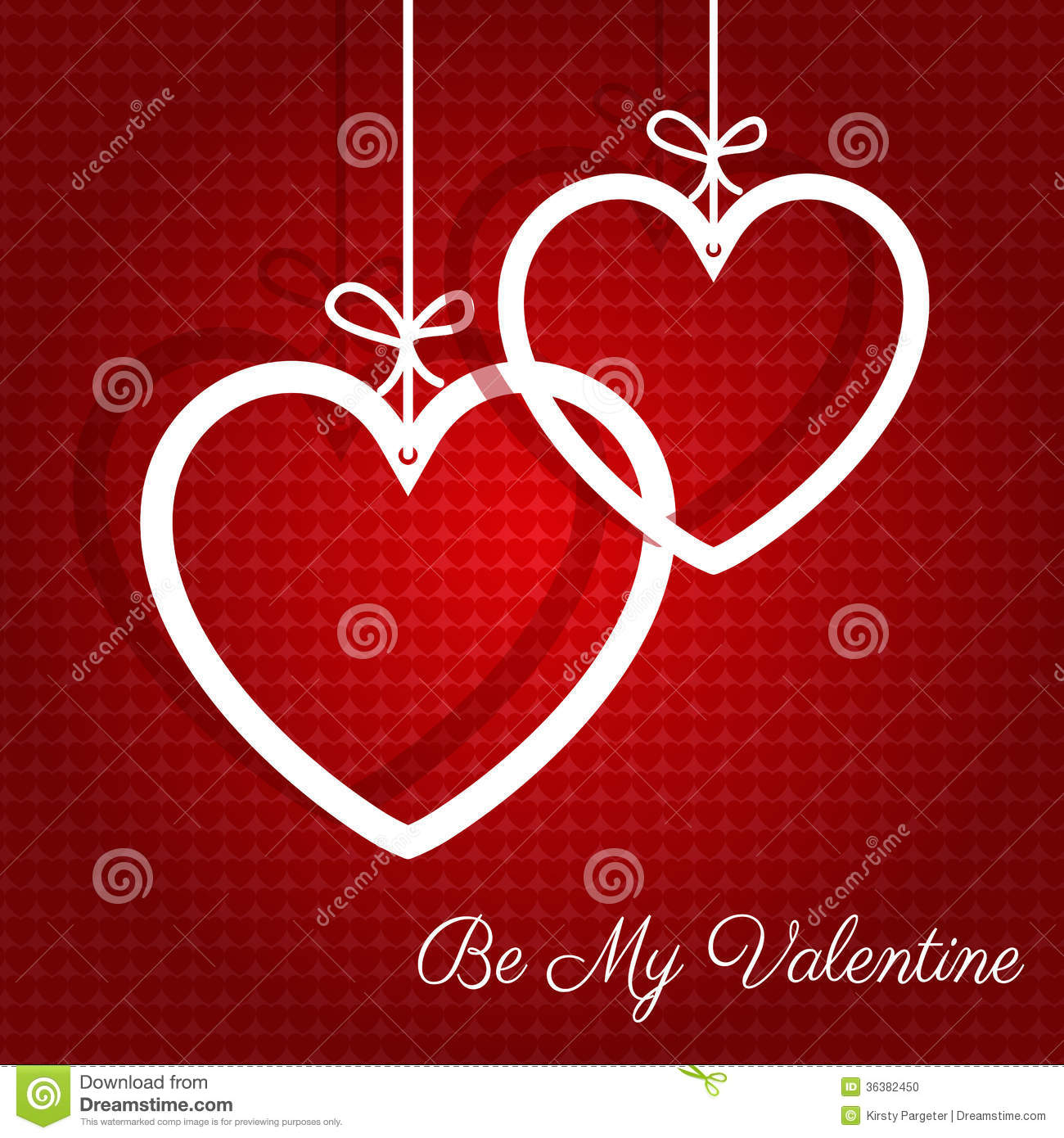 happy valentines day background seamless hearts p stock photo