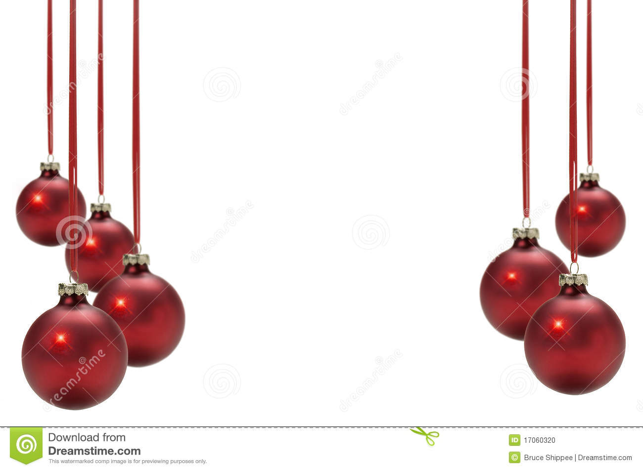 Big Christmas Ball Ornaments