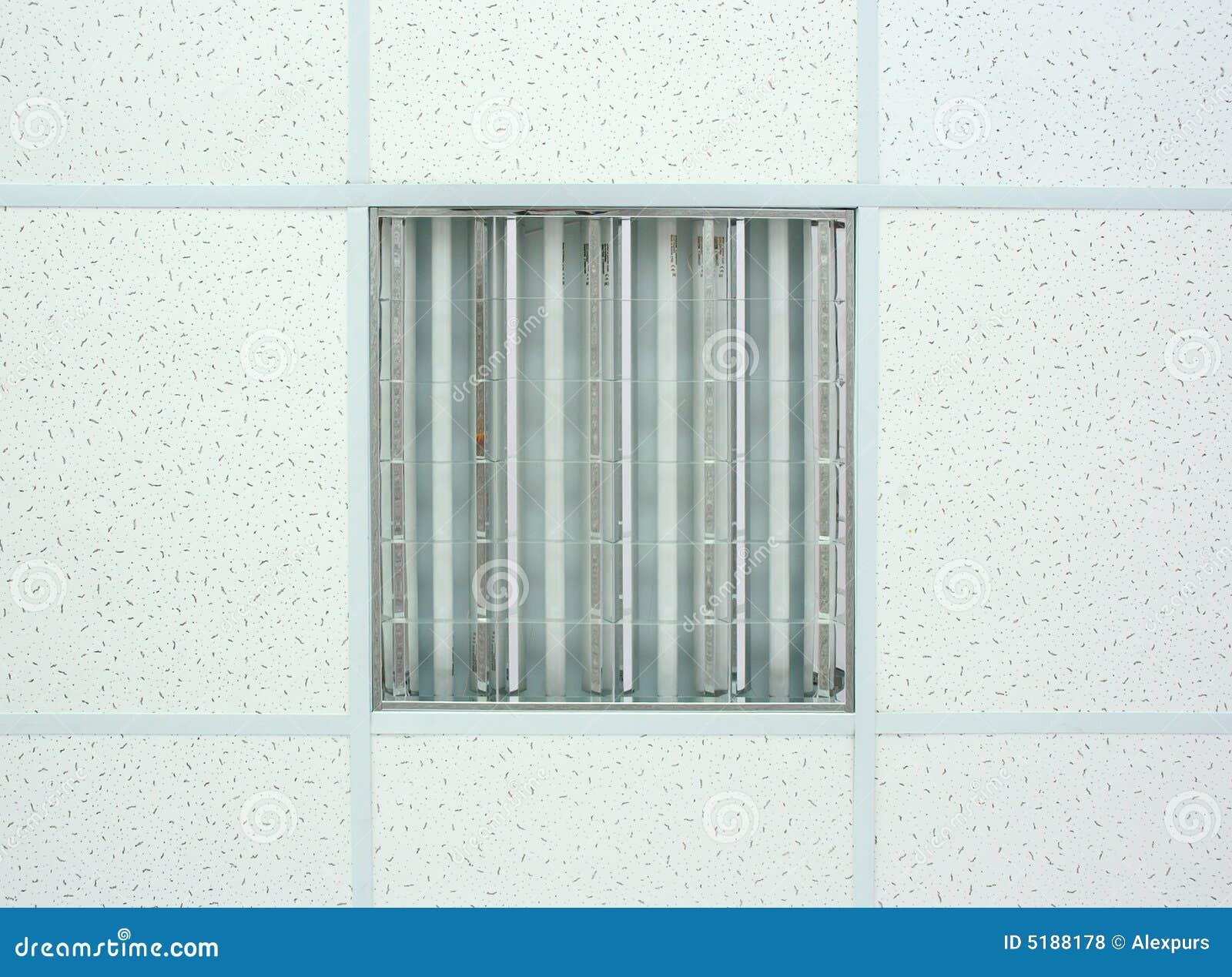 Hanging White Ceiling. Royalty Free Stock Photos - Image: 5188178