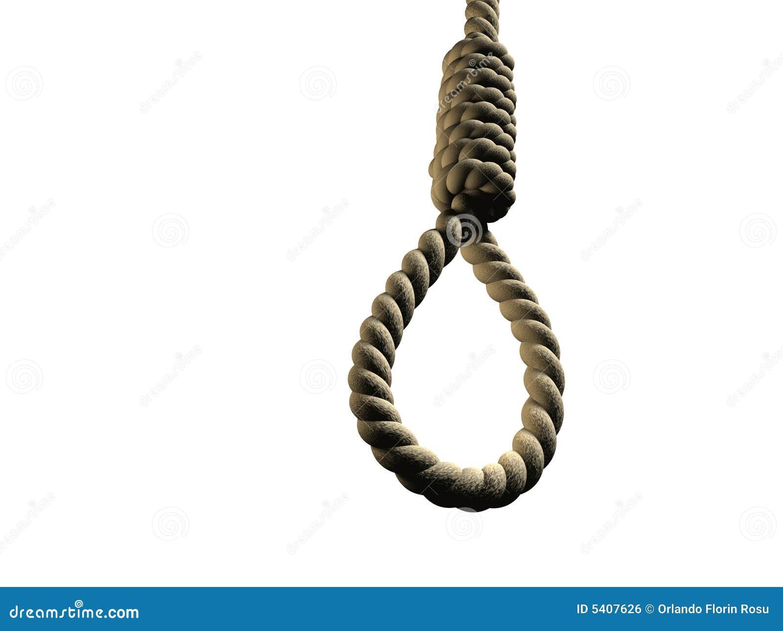 Hangman's Noose Royalty Free Stock Image - Image: 5407626