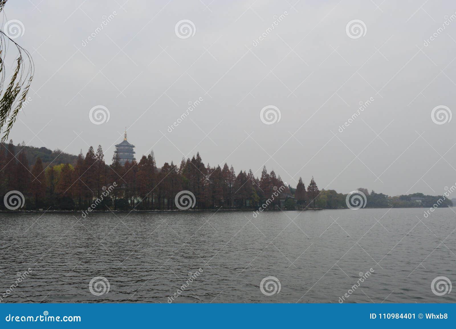 Hangzhou西方湖