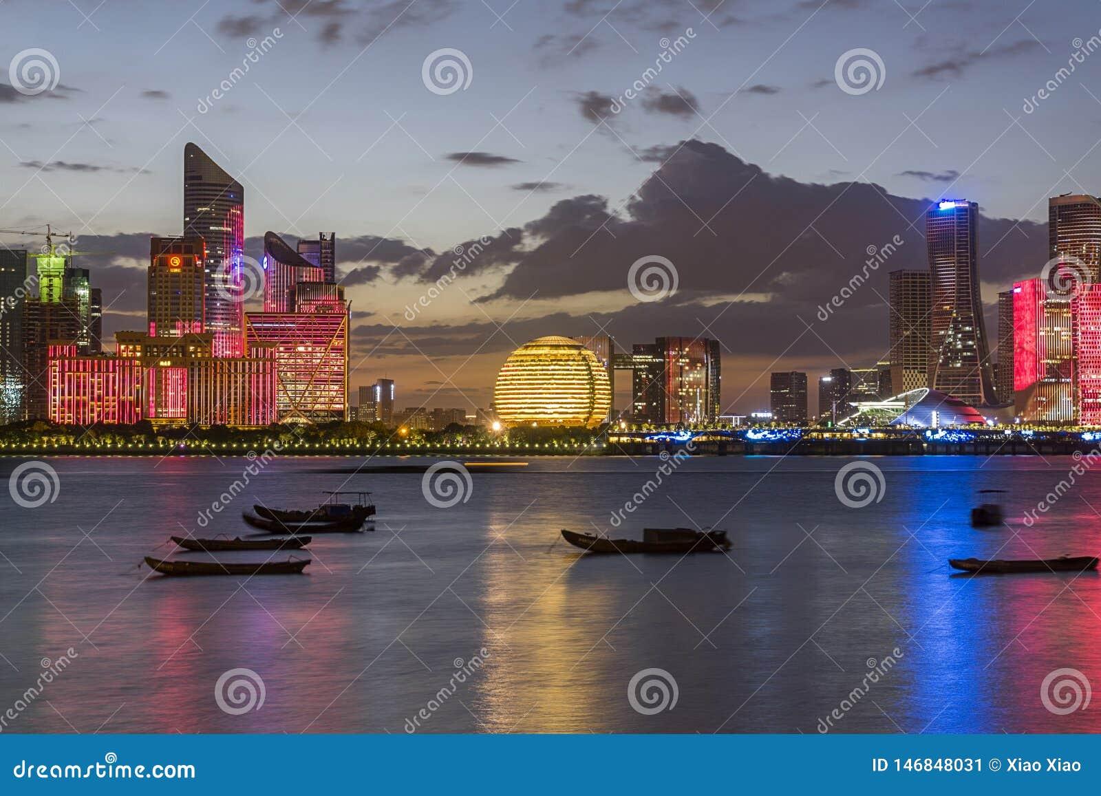 Hangzhou horisont