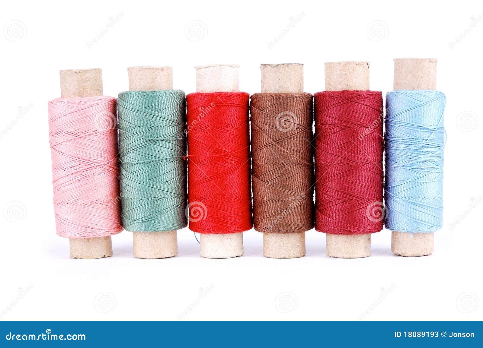 Hanks of threads