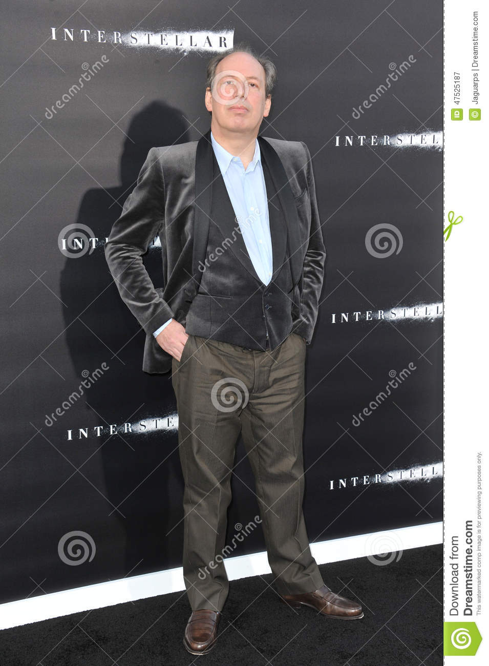 Hans zimmer editorial photography image 47525187 for Hans zimmer time