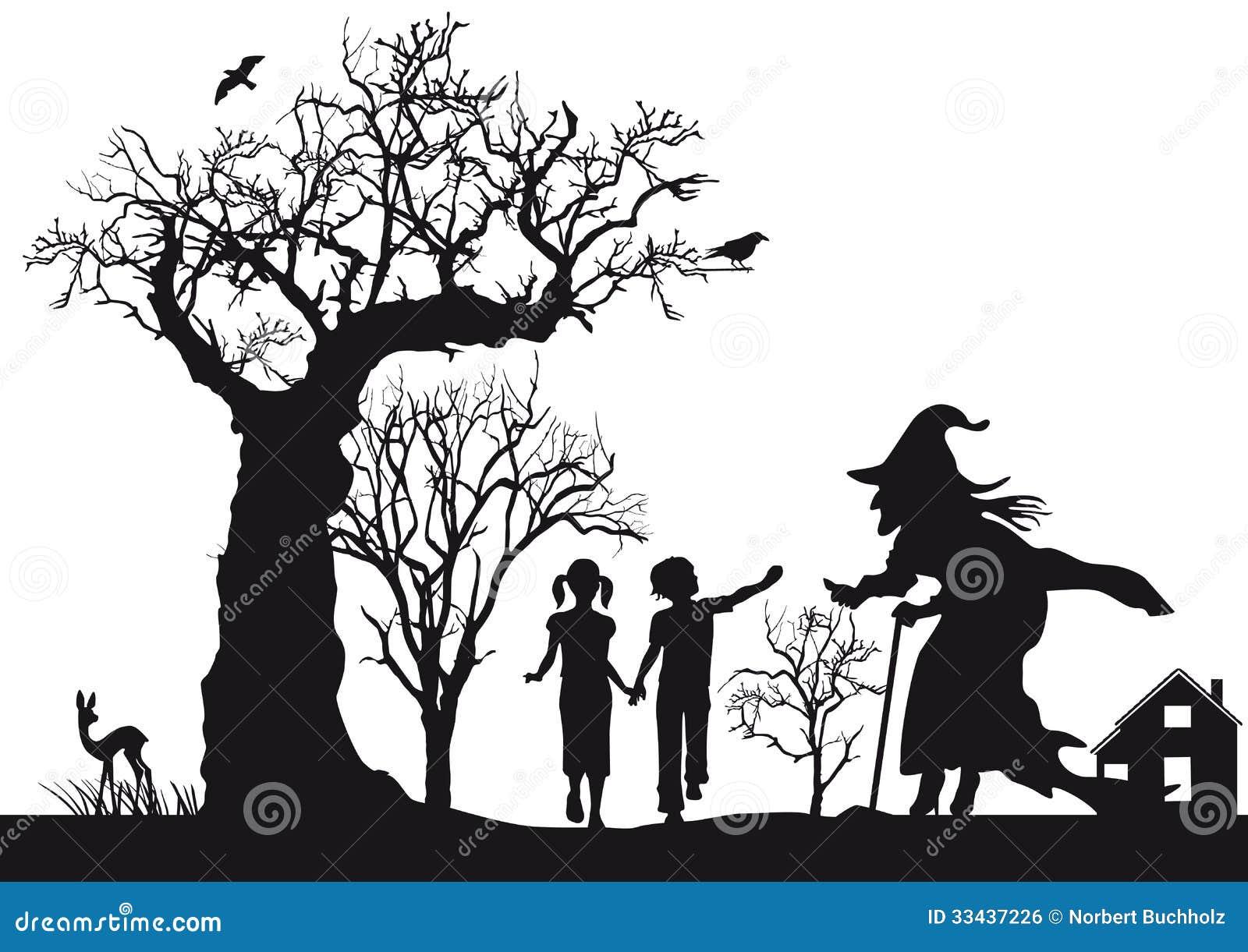 Hansel y gretel y la bruja cachonda