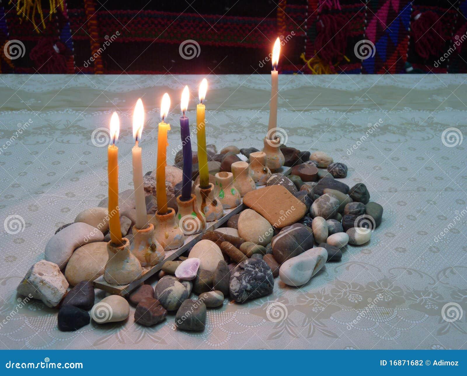 Hanuka Candlelights