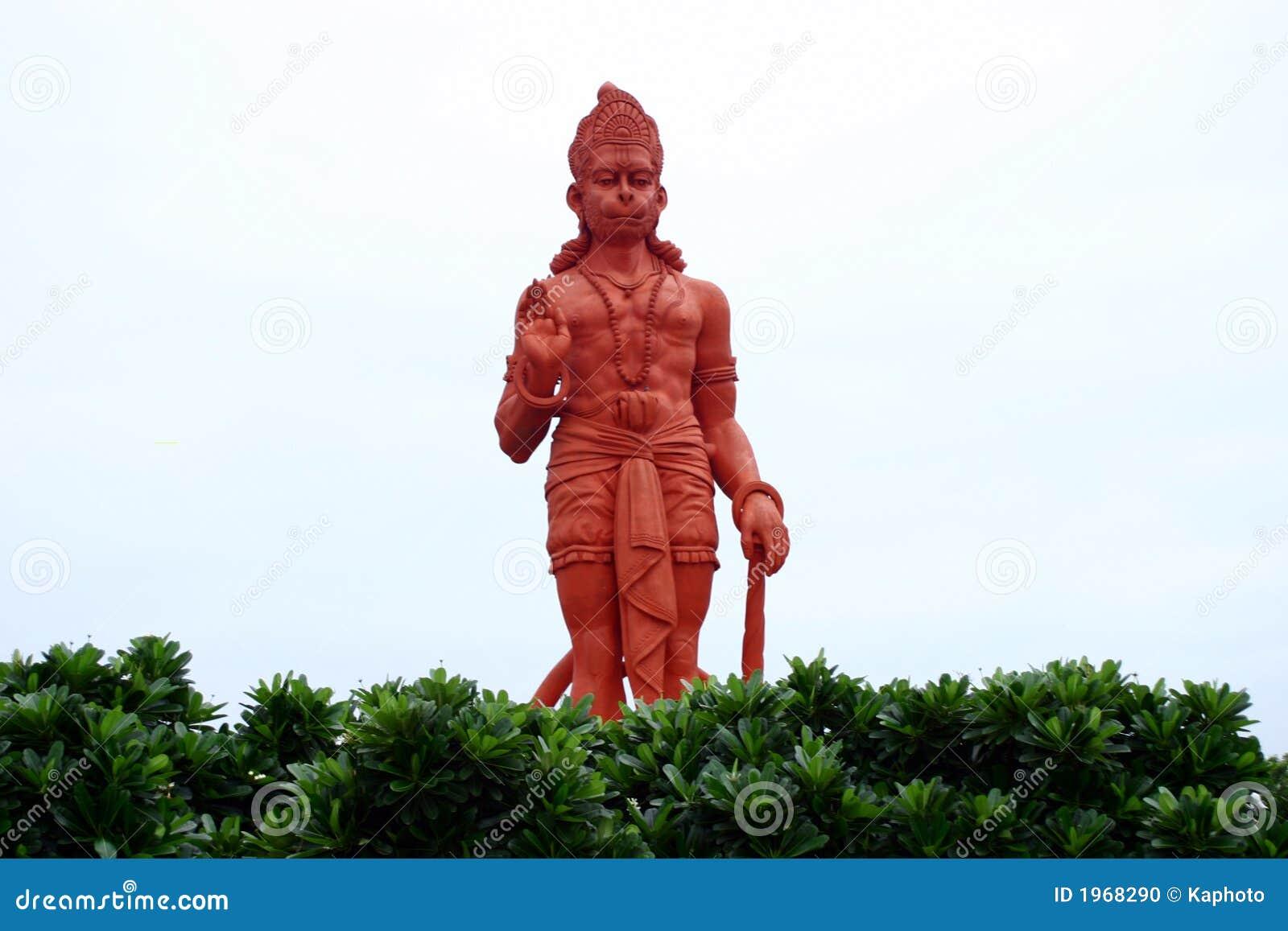 Hanuman的神