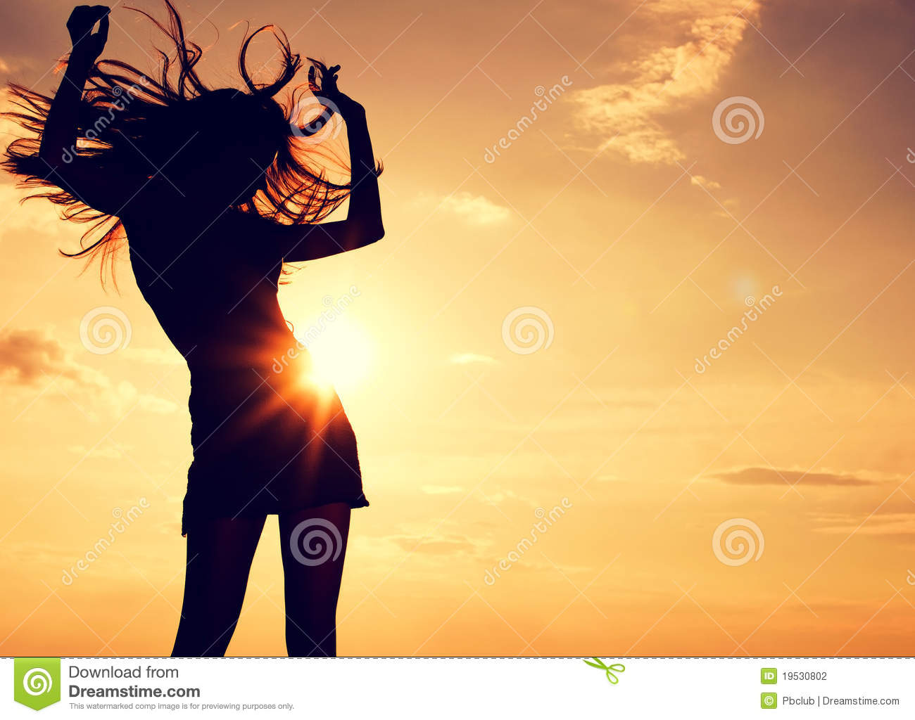 Happiness, Dance Stock Photography - Image: 19530802