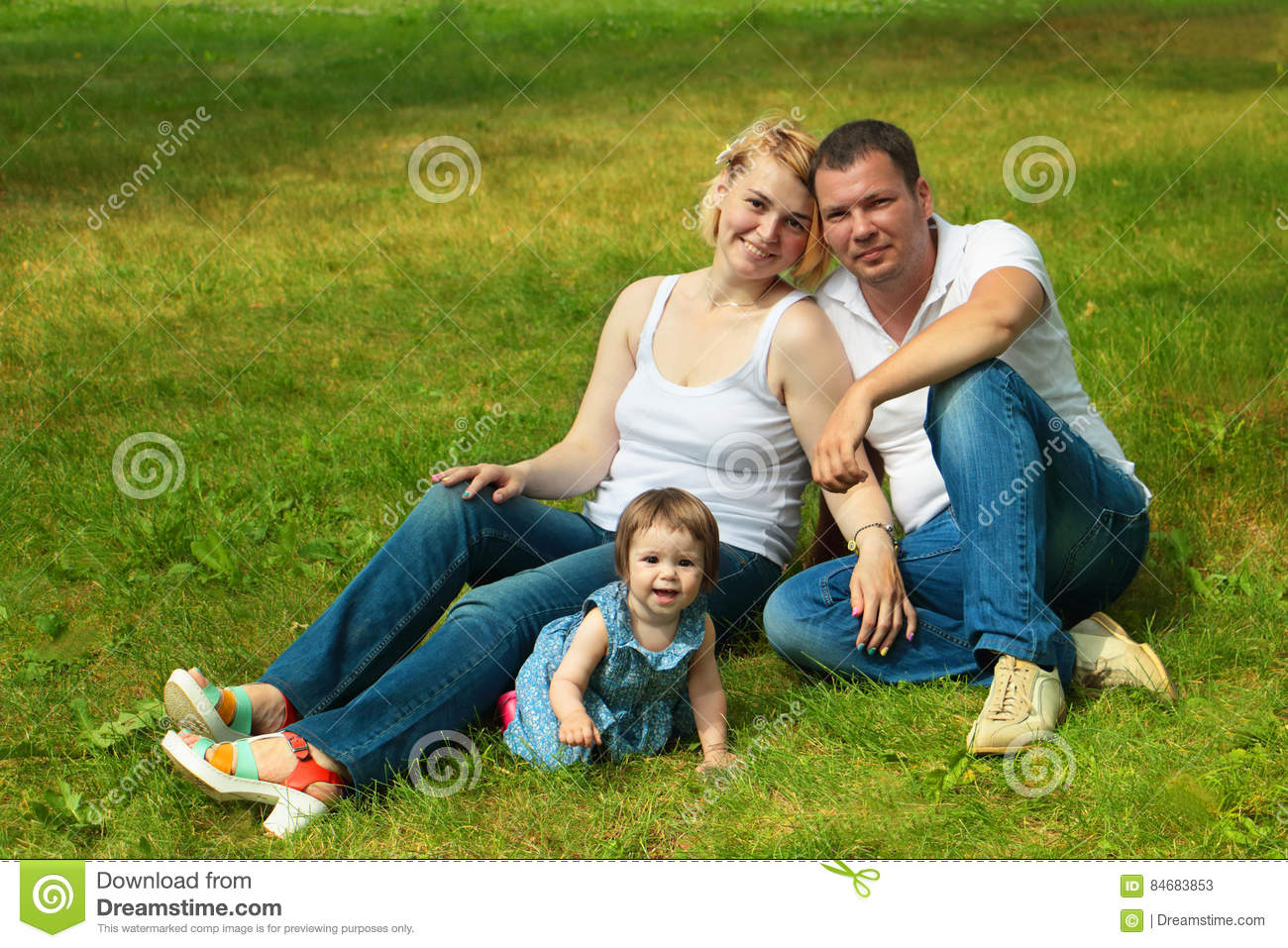 Happy Family Life Royalty Free Stock Photo Cartoondealer