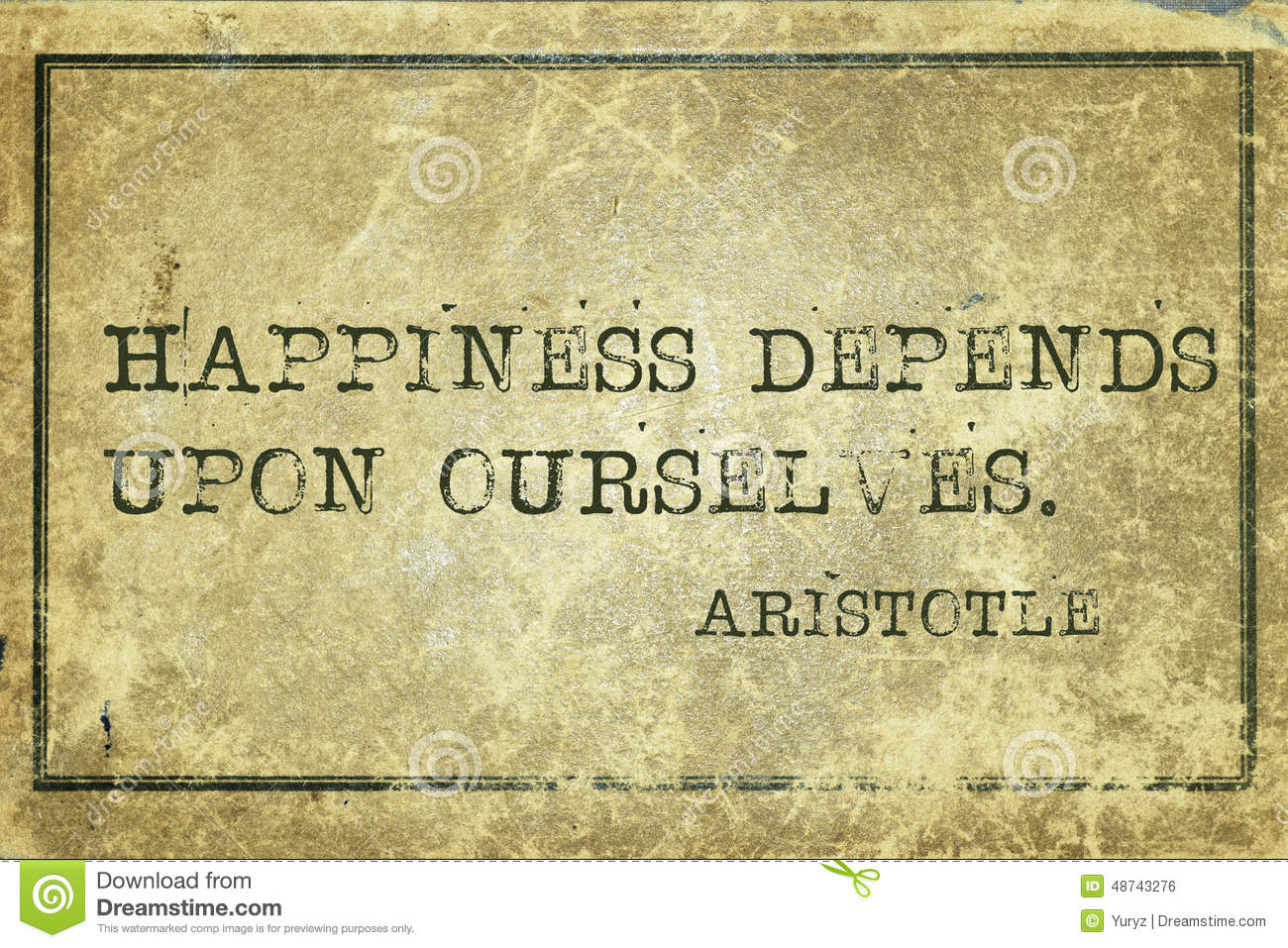 Definition Essay: Happiness