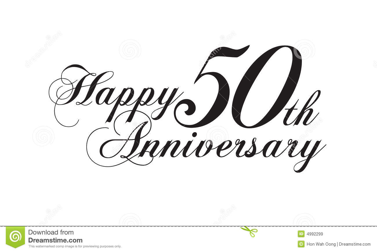 happy fiftieth anniversary