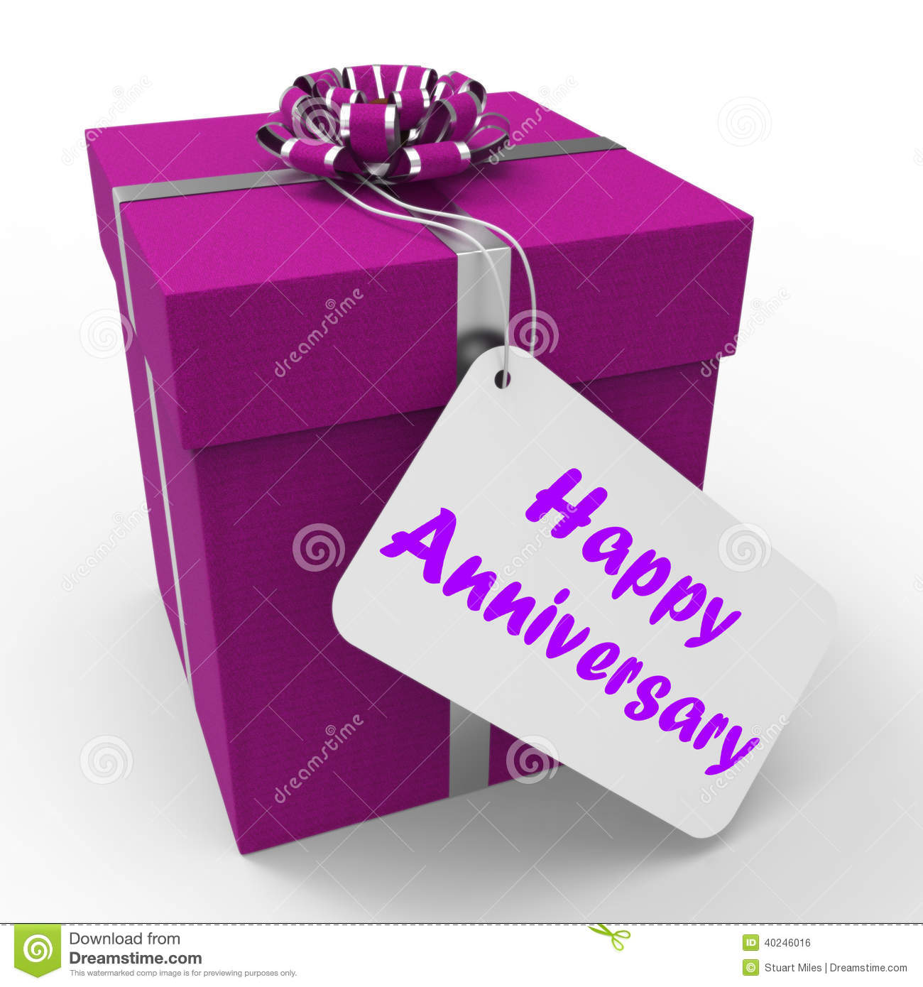 Happy Anniversary Gift Shows Celebrating Years