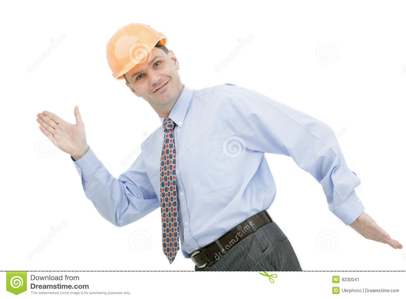 happy architect stock image image of person dancing 9230041