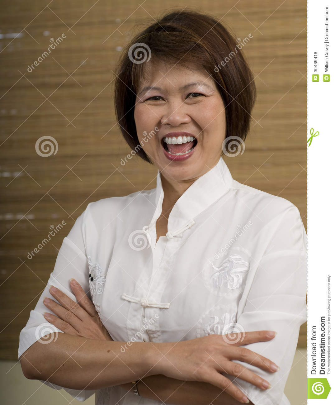 happy asian woman stock photo. image of confident, person - 30469416