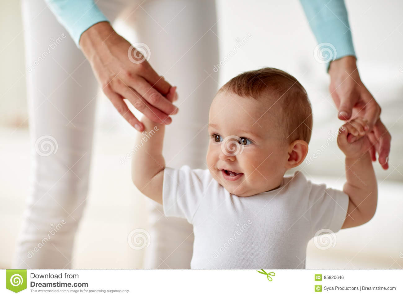 Baby's First Steps: When Babies Start Walking - WebMD