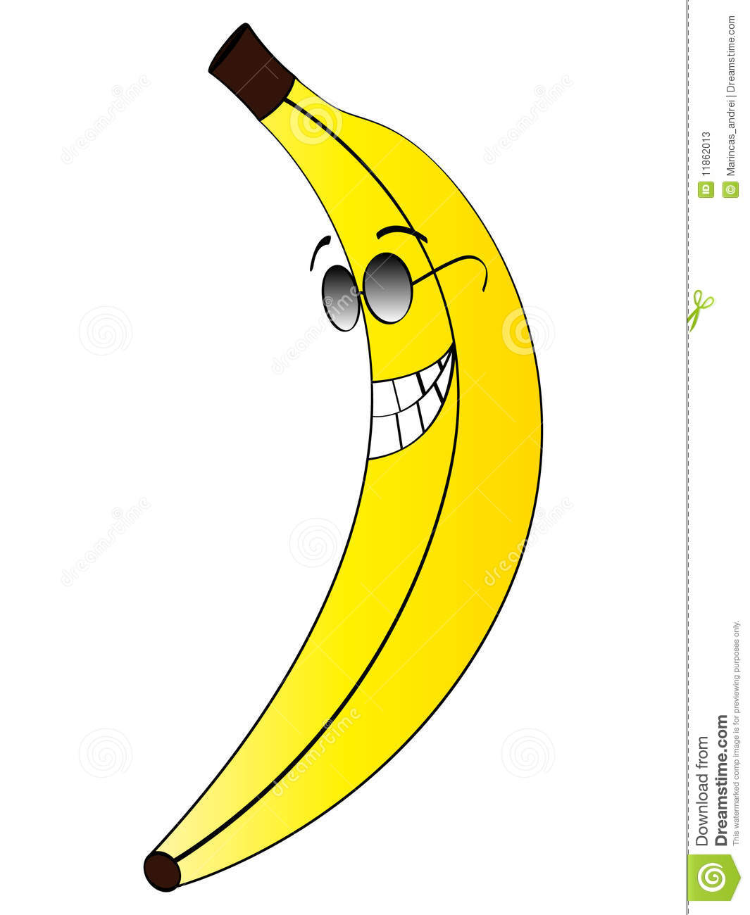 Stock Photos Happy Banana Image11862013 on banana cartoon character