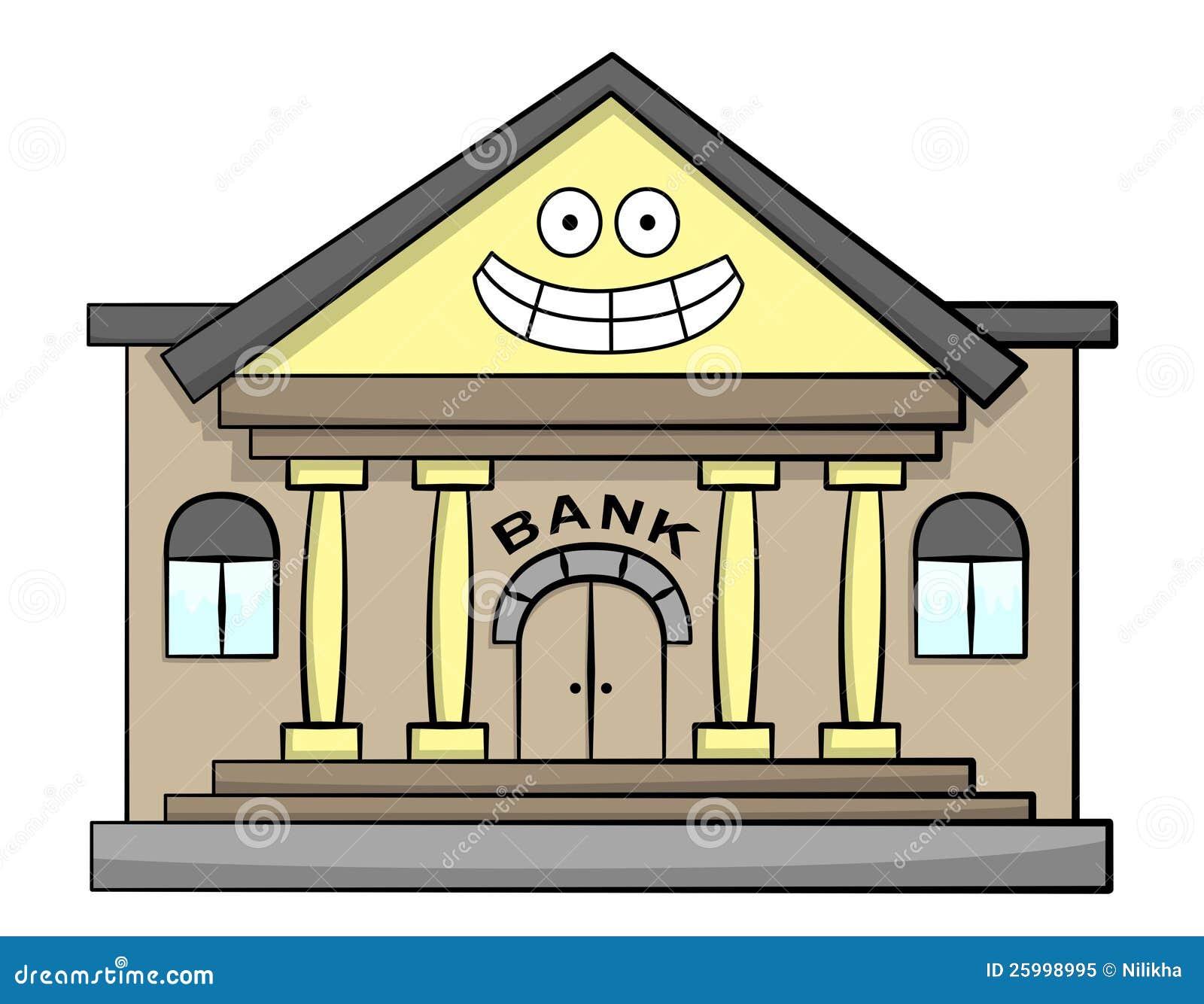 bank building clip art - photo #21