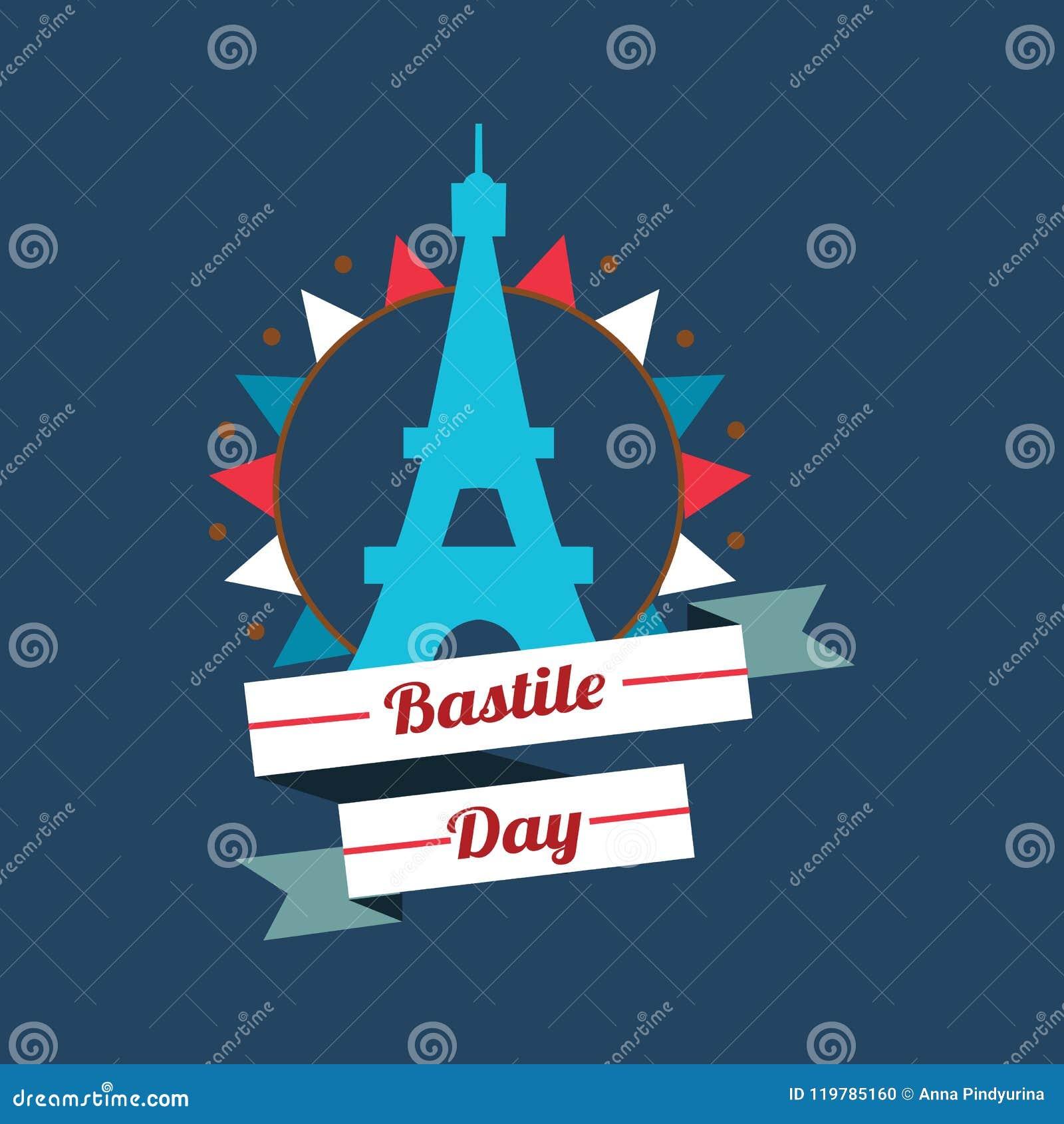 `14 Juillet - Vive La France` Is The Words For Celebrate