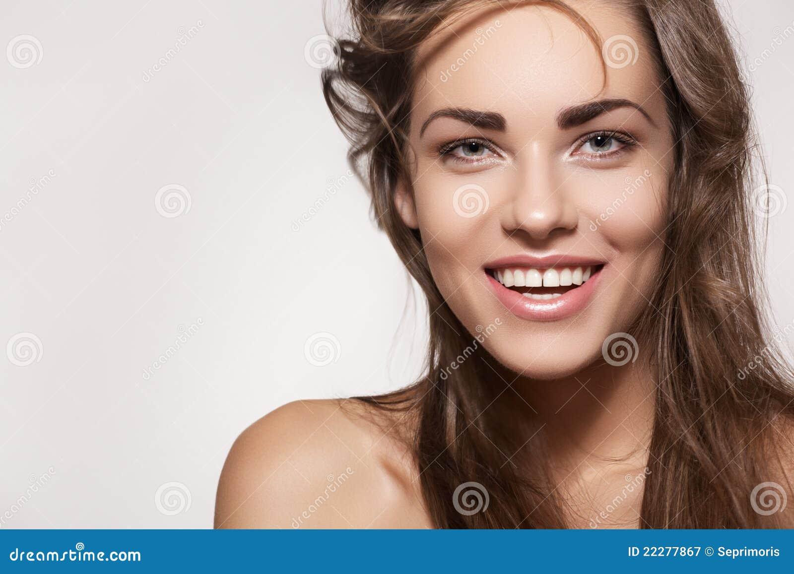 pretty cute smile of - photo #24