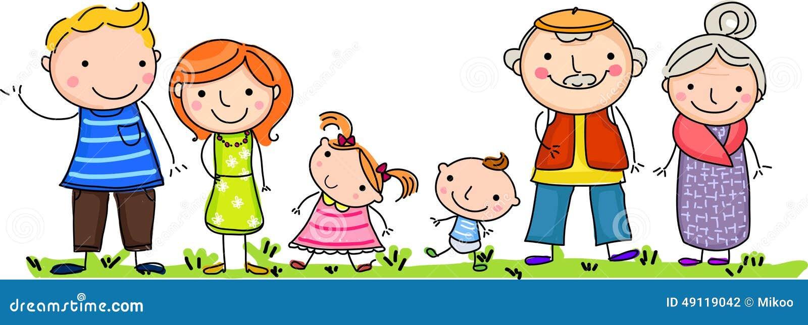 Картинки счастливая семья с детьми