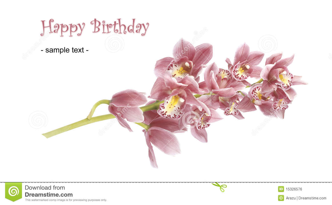 Happy Birthday Royalty Free Stock Image Image 15326576