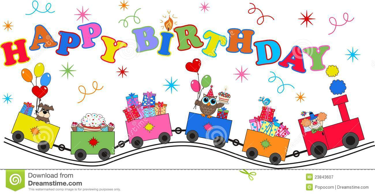 Happy Birthday Royalty Free Stock Photography Image