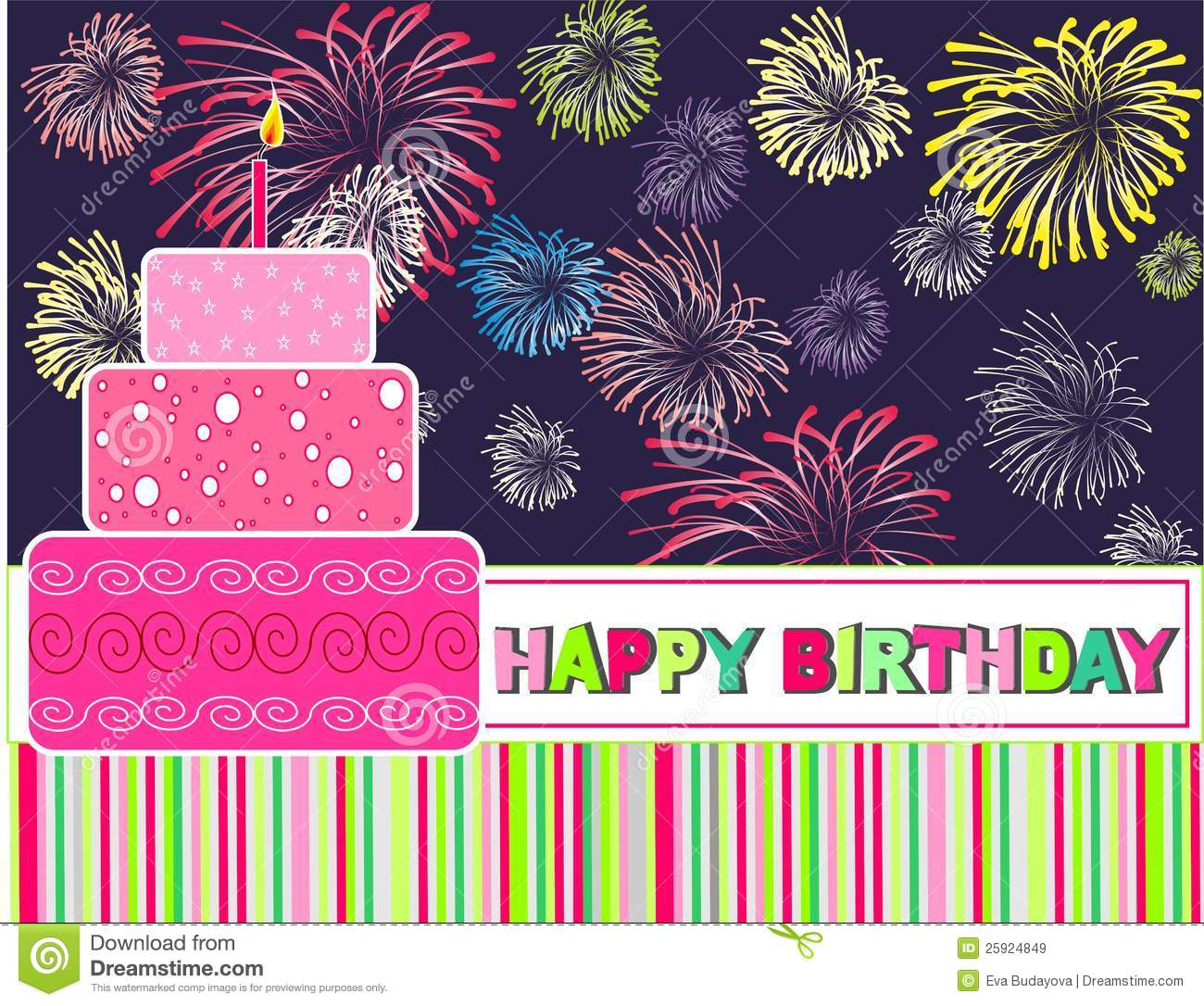 Royalty Free Birthday Images ~ Happy birthday royalty free stock images image