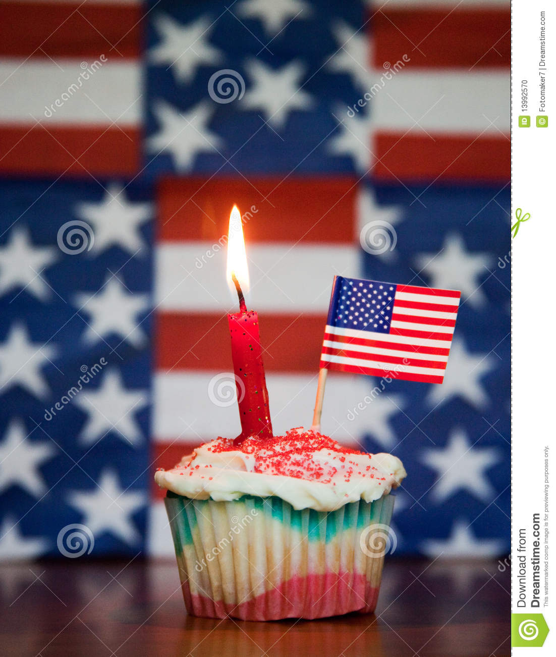 Happy Birthday America Vertical Stock Photo Image Of America