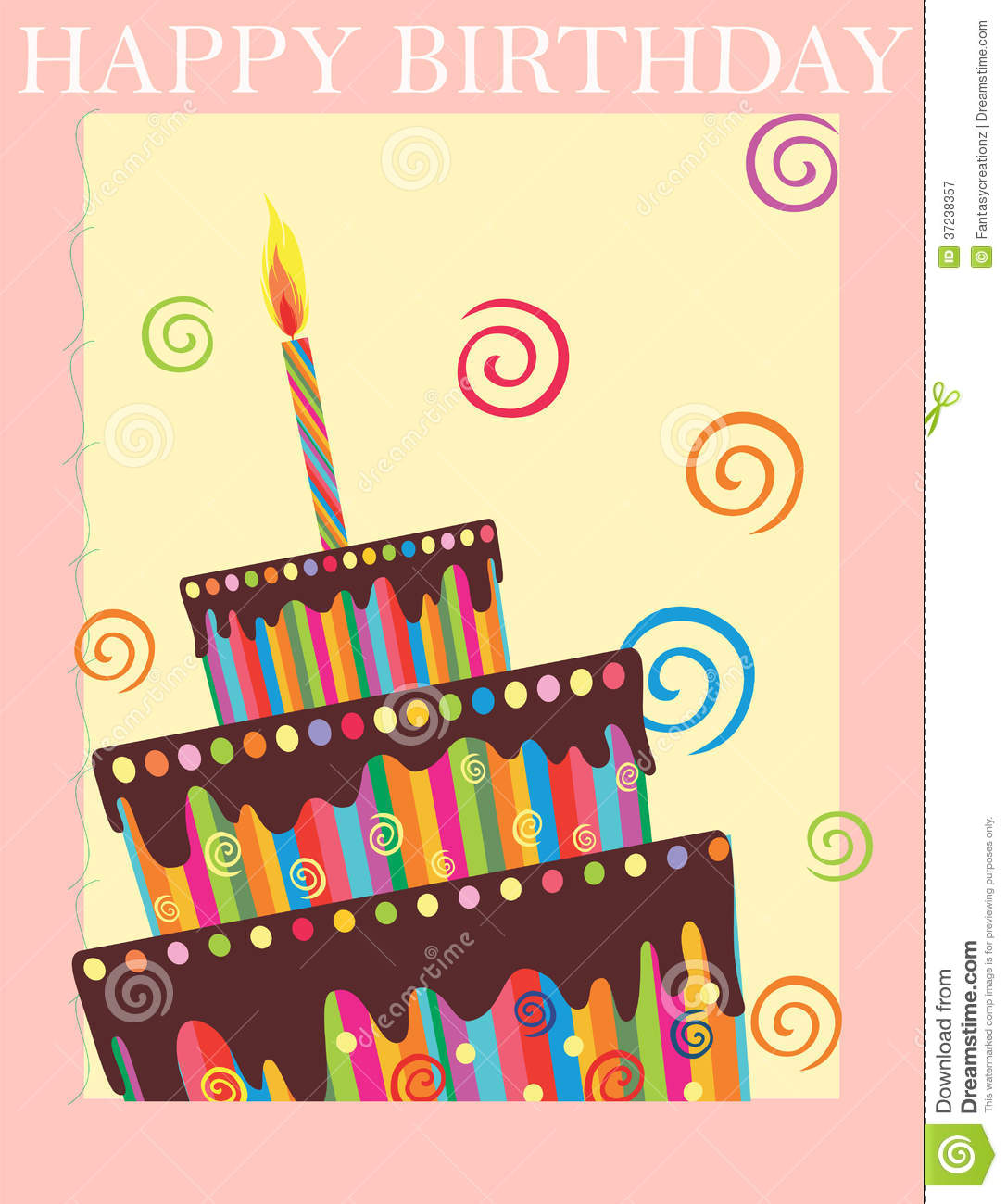 Royalty Free Birthday Images ~ Happy birthday background royalty free stock photography image