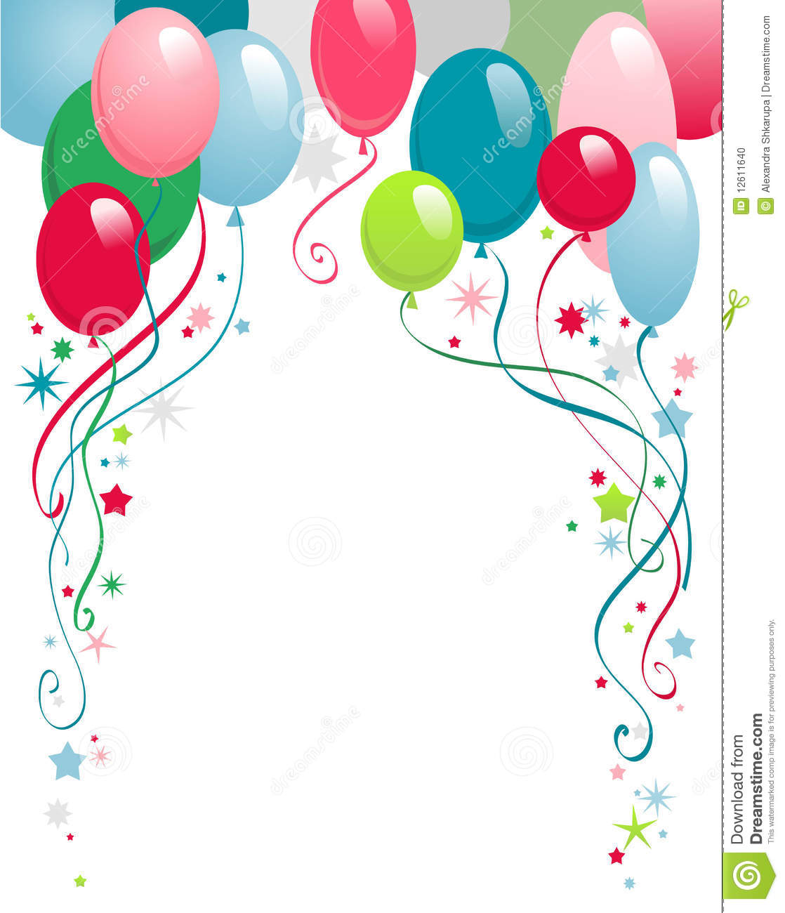 More similar stock images of ` Happy birthday balloons `