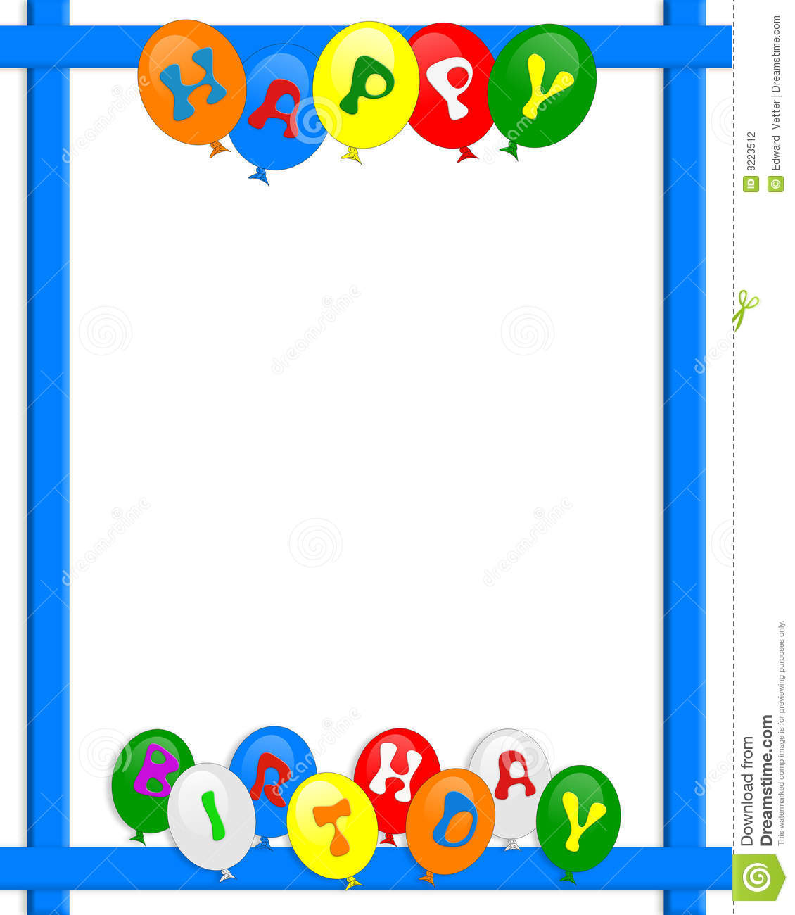 birthday invitation borders koni polycode co