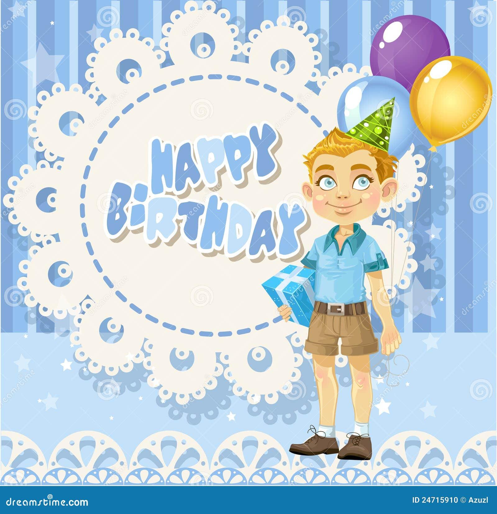 happy birthday for boy