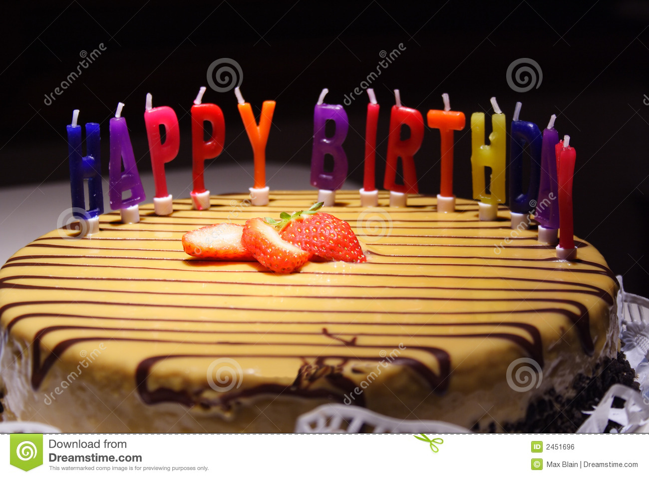 Happy Birthday Cake Stock Photos Download 33539 Images