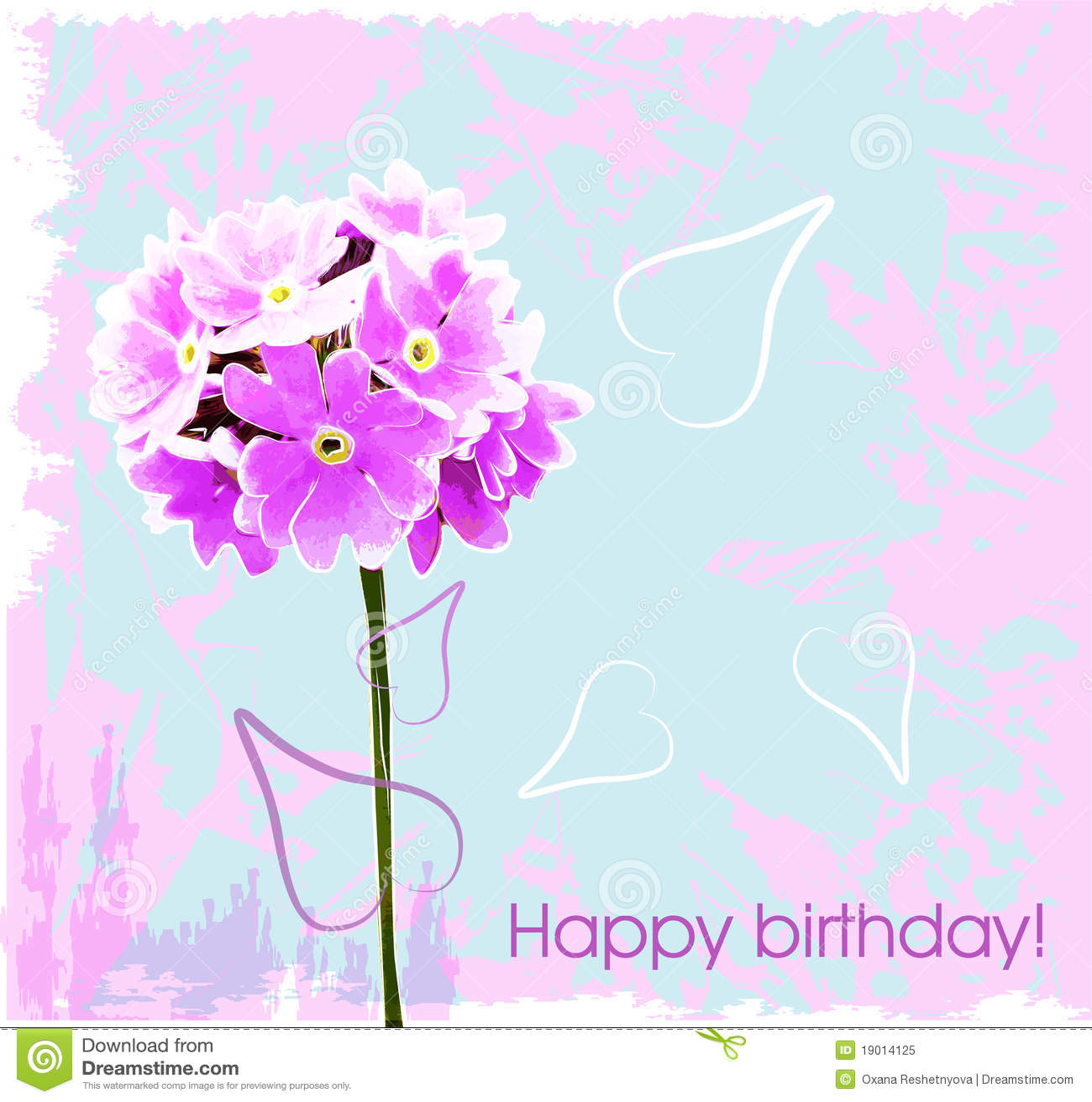 Royalty Free Birthday Images ~ Happy birthday card royalty free stock photo image