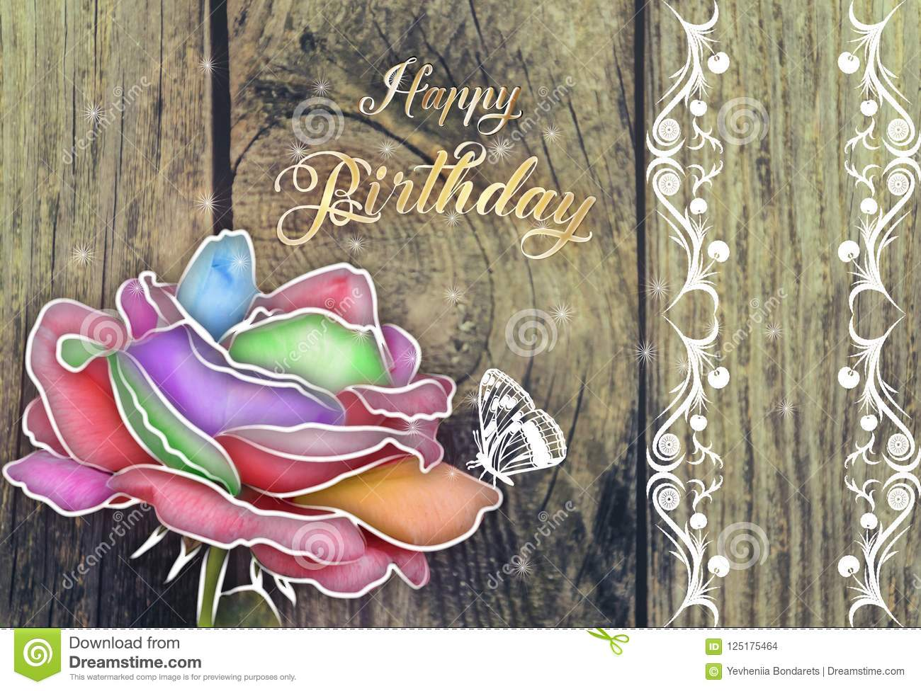 Happy Birthday Flowers Spring Beautiful Pictures Picturesboss