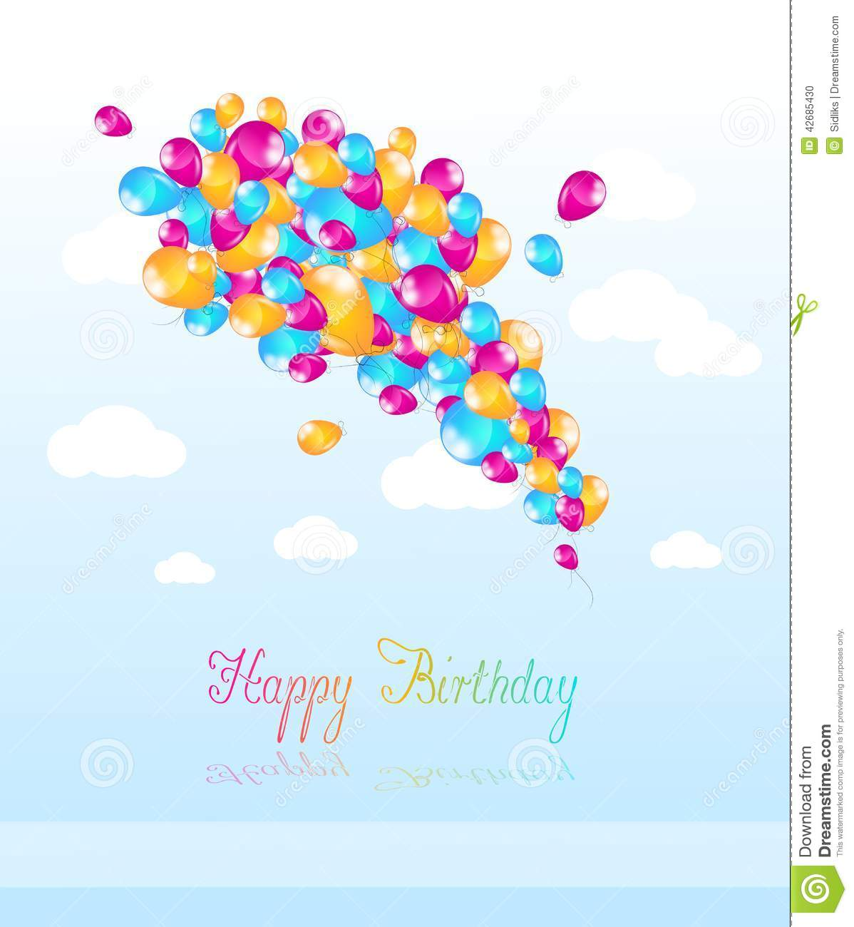 Permalink to Happy Birthday Inflatable