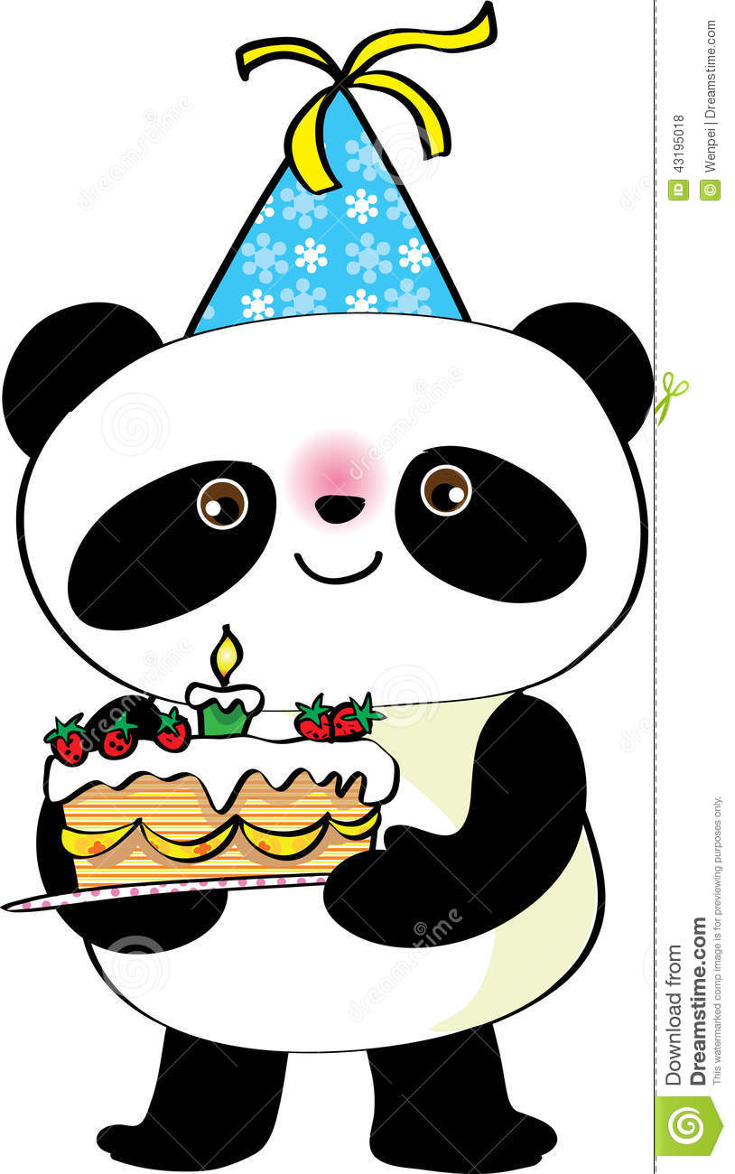 Happy Birthday Stock Illustration Image 43195018