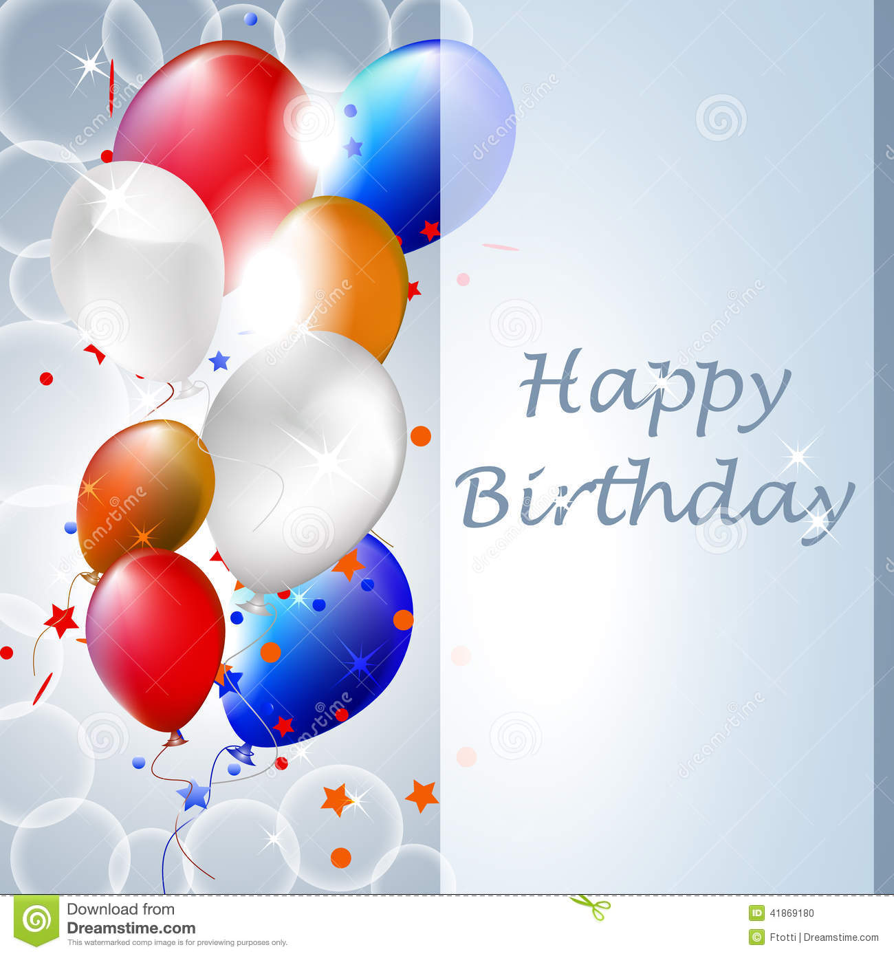 B day poster designs - Poster Background Birthday Poster Background Happy Birthday Illustration With Balloons On The Background Design