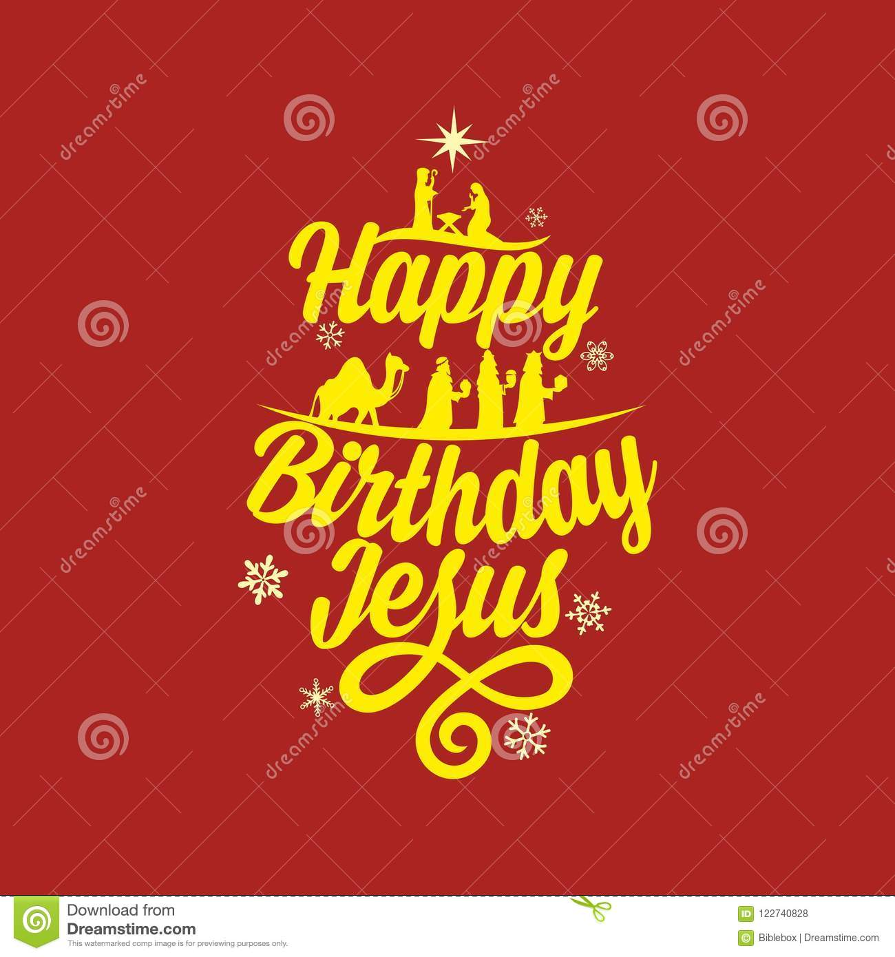 happy birthday jesus merry christmas