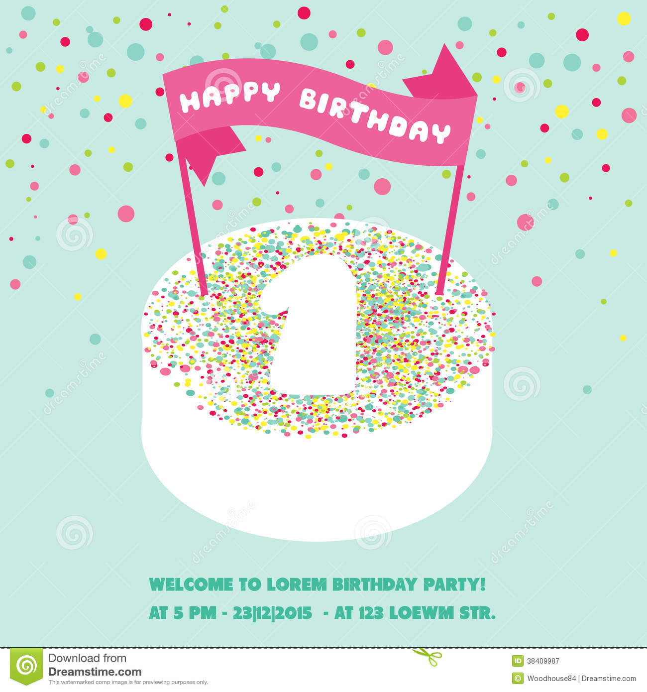 Happy Birthday Invitation Cards is an amazing ideas you had to choose for invitation design